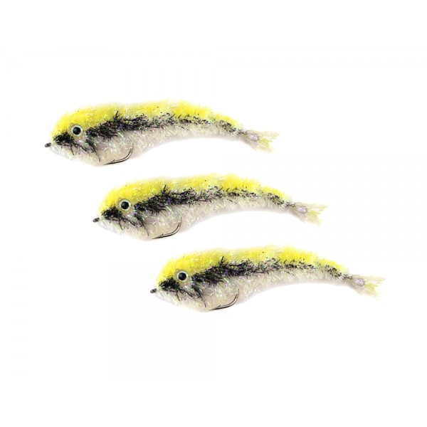 3er-Pack Realistic Articulated Streamer