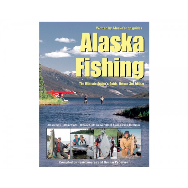 Alaska Fishing (Angler's Guide)