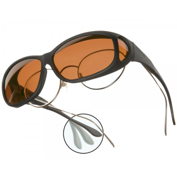 Cocoons Fit-Over Polarisationsbrille