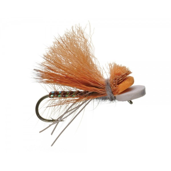 Foam October Caddis Skater, orange