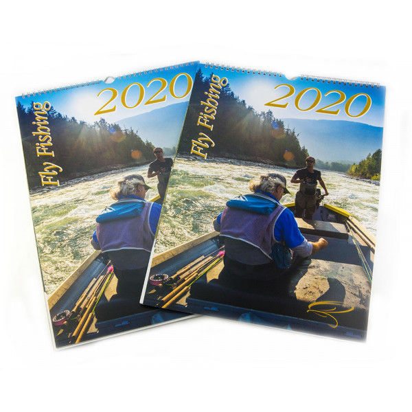 Kalender - Fly Fishing 2020