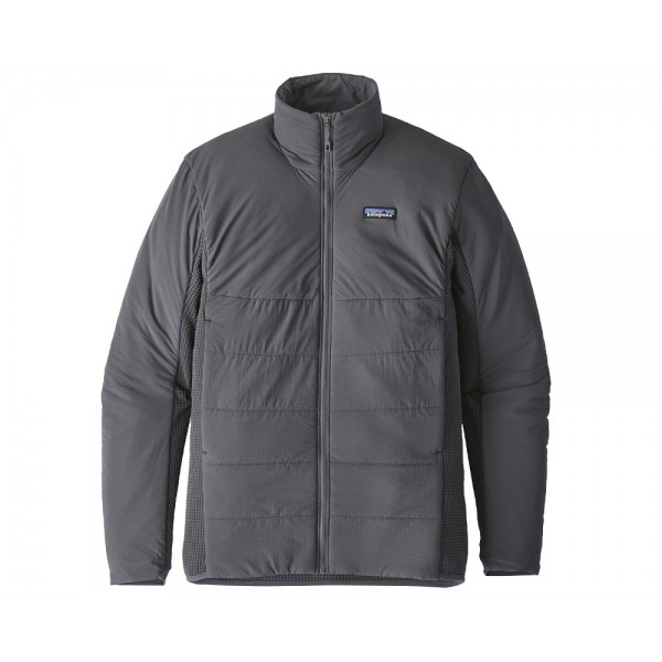 Patagonia Nano-Air Light Hybrid Jacket, forge grey