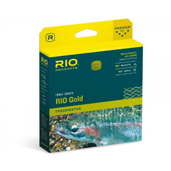 RIO Gold Tournament Fliegenschnur