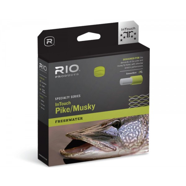 RIO InTouch Pike-Musky Floating / Intermediate