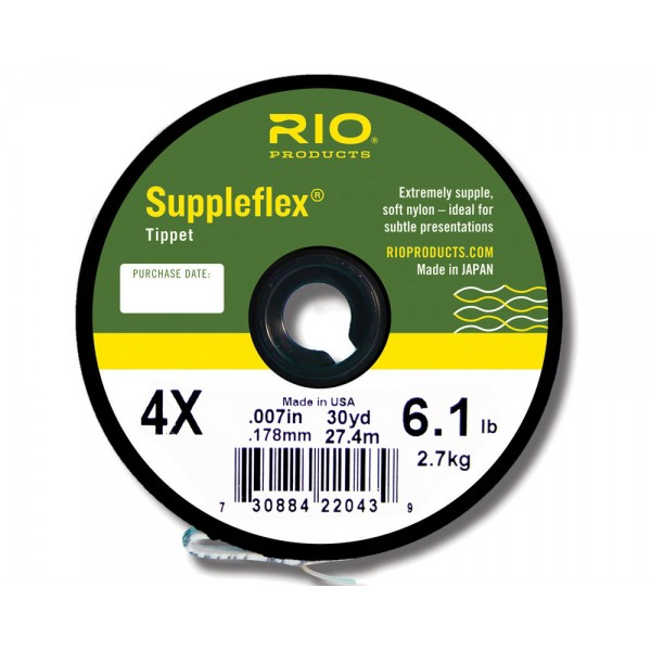 RIO Suppleflex Trout Tippet