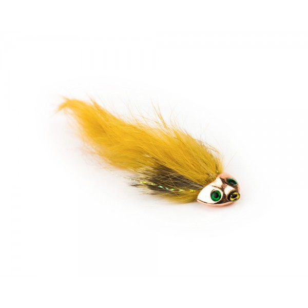 Sculpin Flex Streamer, brown #4