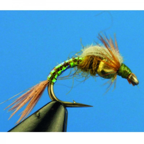 Silverman's CDC Bubbleback, olive