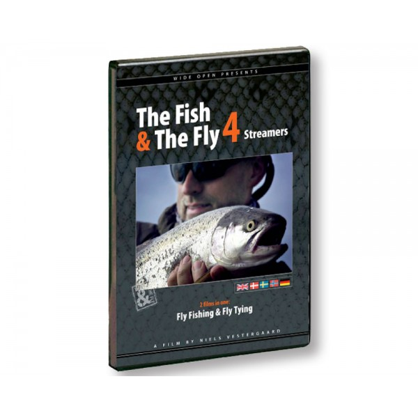 DVD The Fish & The Fly - Vol. 4 - Streamers