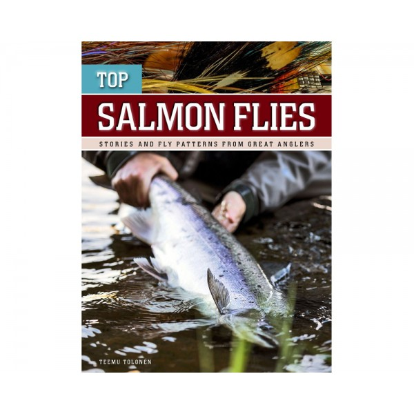 Top Salmon Flies - Teemu Tolonen