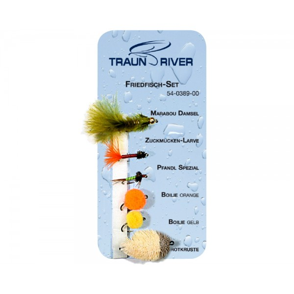 TRAUN RIVER Friedfisch Set