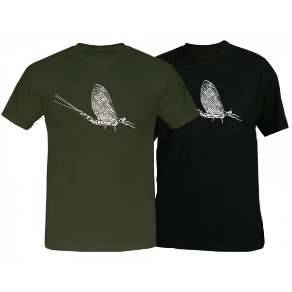 TRAUN RIVER T-Shirt Mayfly