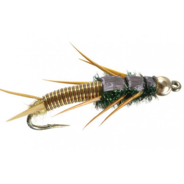 Wired Stonefly golden