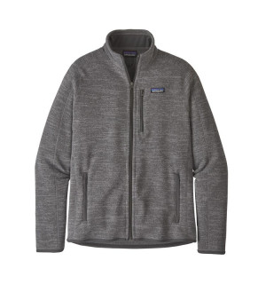 Patagonia Better Sweater Fleece Jacket, nickel