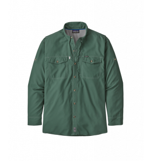 Sol Patrol Long Sleeve Shirt regen green