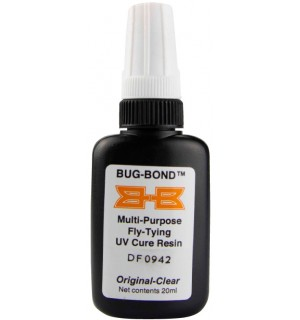 Bug Bond UV Kleber - Original clear, zähflüssig