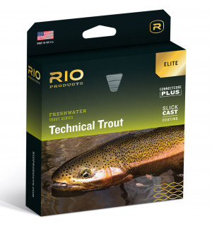 Elite RIO Technical Trout, Box