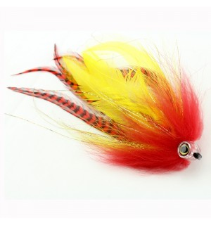 Predator Candy Tube, red yellow