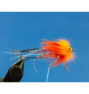 Klamath Intruder, orange/brown