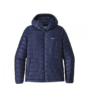 Patagonia Down Sweater Hoody, classic navy