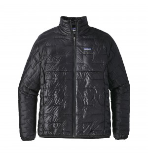 Patagonia Micro Puff Jacket, black