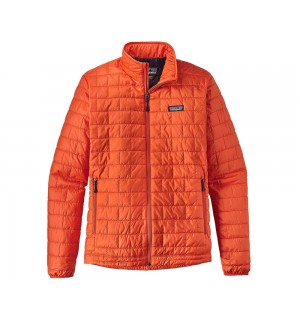 Patagonia Nano Puff Jacket, paintbrush red