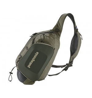 Patagonia Stealth Atom Sling 8L, light bog