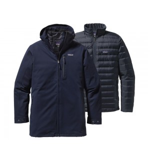 Patagonia Tres 3-in-1 Parka, navy blue