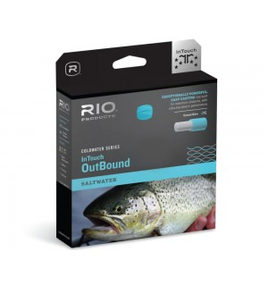 RIO InTouch Outbound Integrated Shooting Taper (schwimmend)