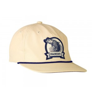 SAGE Heritage Captain's Hat, tan