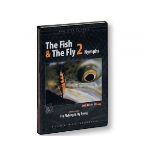 DVD The Fish & The Fly - Vol. 2 - Nymphs