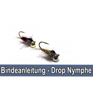 Drop Nymph/Trout Trap Material-Liste