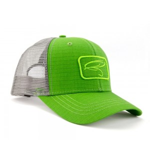 TRAUN RIVER Mesh Cap, spring green