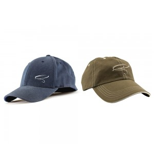 TRAUN RIVER Retro Cap & Flex Fit Cap Kombo