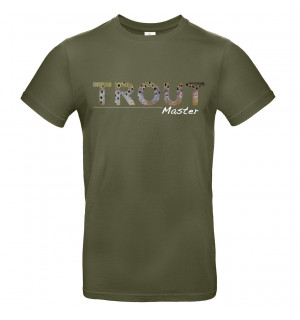 TRAUN RIVER Trout Master T-Shirt