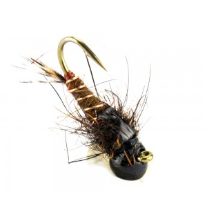 Tungsten Trout Trap brown