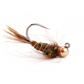 Jigged CDC Tungsten Nymph