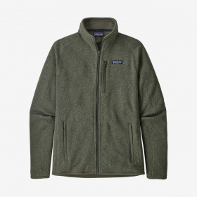 Patagonia Better Sweater Fleece Jacket, industrial green