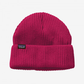 Patagonia Fishermans Rolled Beanie, craft pink