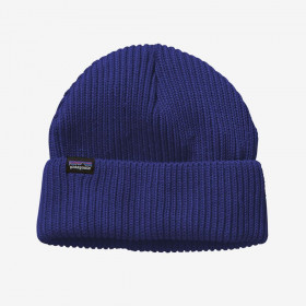 Patagonia Fishermans Rolled Beanie, cobalt blue