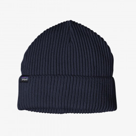 Patagonia Fishermans Rolled Beanie, navy blue
