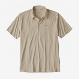 Patagonia Ms Polo Trout Fitz Roy, pumice