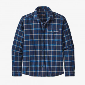 Patagonia Lightweight Fjord Flannel Shirt, new navy