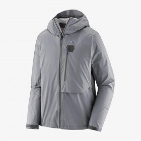 Patagonia Men's Ultralight Packable Jacket, Salt Grey