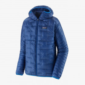 Patagonia Micro Puff Hoody, superior blue