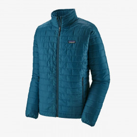 Patagonia Nano Puff Jacket, crater blue