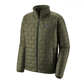 Patagonia M's Nano Puff Jacket, industrial green