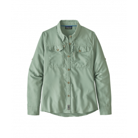Patagonia Women's Long-Sleeved Sol Patrol Shirt