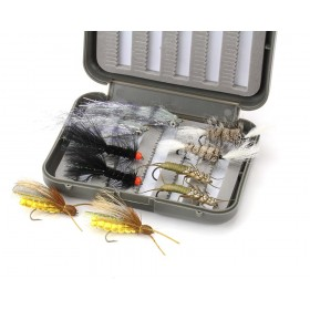 Big Flies & Big Fish Set Inkl. Box