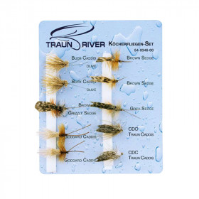 TRAUN RIVER Caddis Set