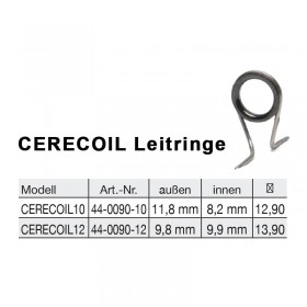 REC CERECOIL Leitrings
